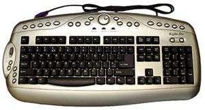 Right-Tec RTK2708 Multimedia PS/2 Keyboard