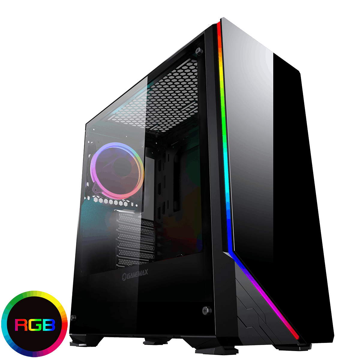 Shadow Ryzen 5X (OC) Gaming PC