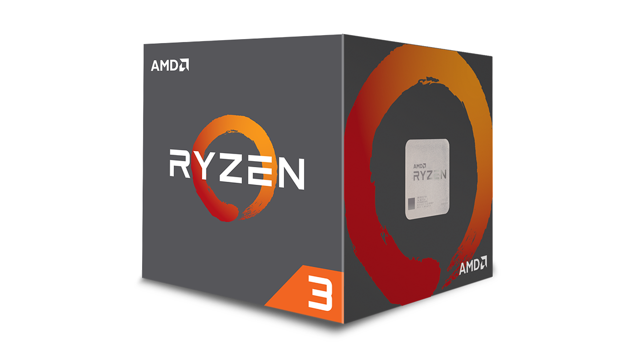 AMD Ryzen 3 1300X 3.5GHz Quad Core AM4 Overclockable Processor