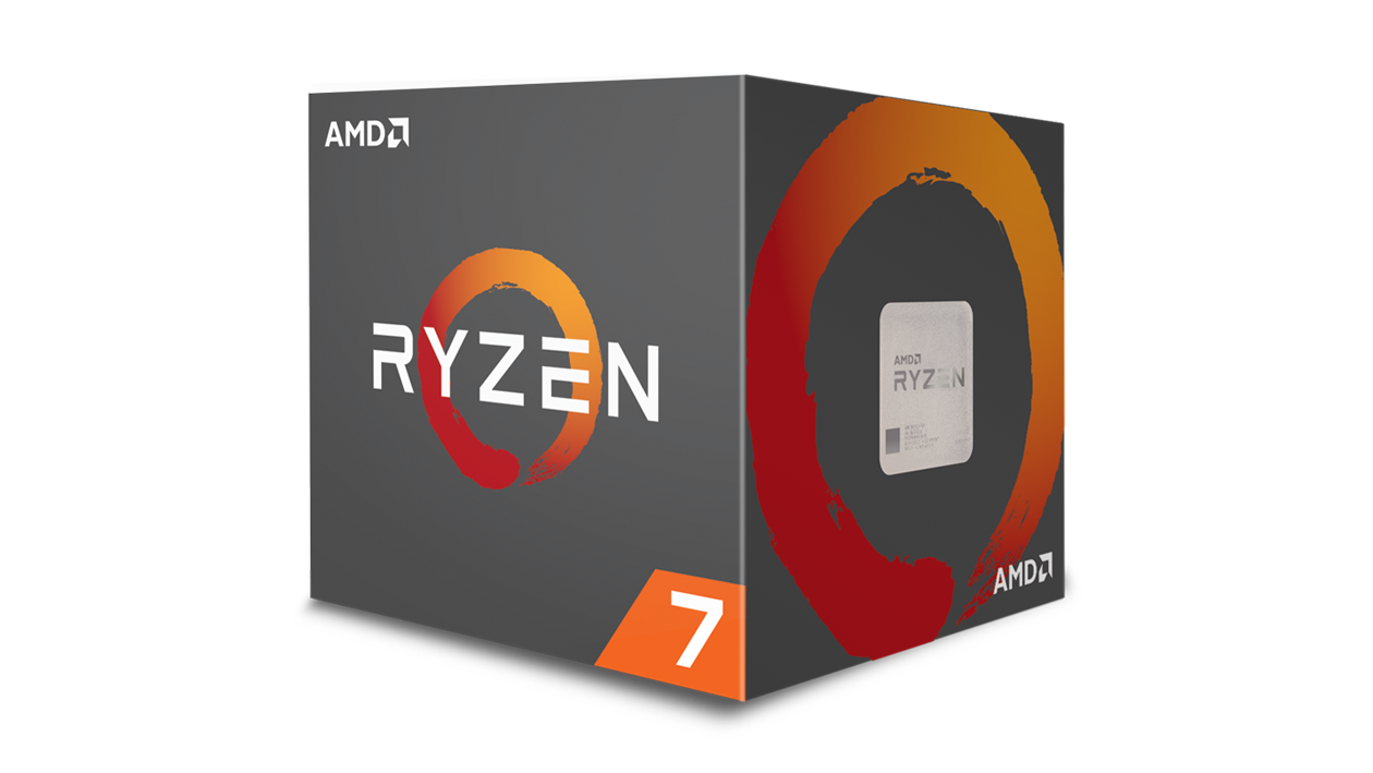 AMD Ryzen 7 1700X 3.4GHz 8 Core Overclockable Processor NO HEATSINK/FAN