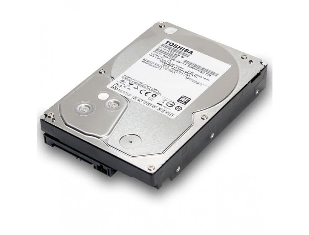 Toshiba 2TB 3.5″ HDD
