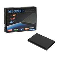 2.5″ USB 3.1 Type-C HDD Enclosure 23SAC