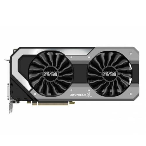Palit GeForce GTX 1080, Super JetStream, 8GB DDR5X, DVI, HDMI, 3 DP, VR Ready