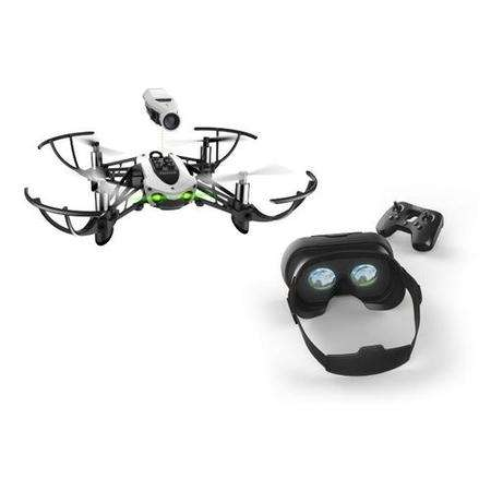 Parrot Mambo FPV Drone with 32GB Class 10 Micro SD Card