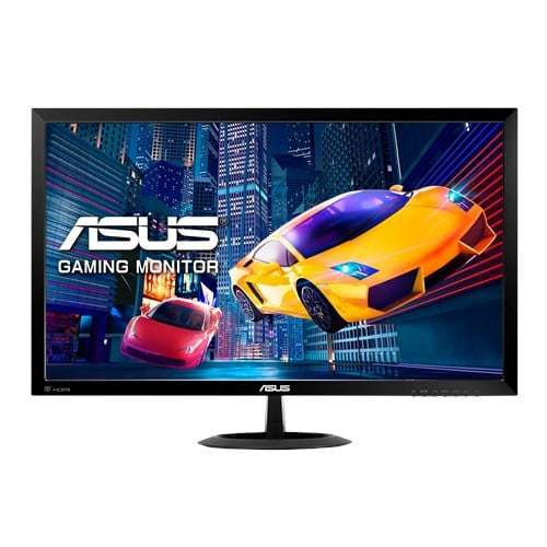 "ASUS VX278Q Gaming Monitor – 27"" FHD (1920×1080), 1ms, Low Blue Light, Flicker Free"
