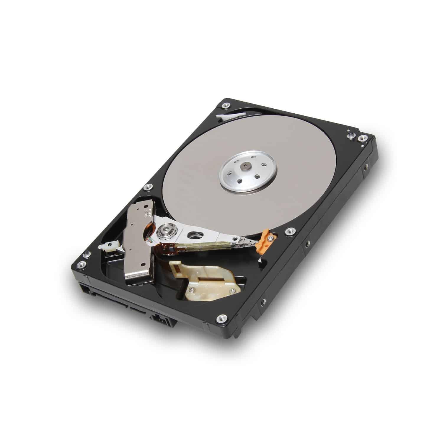 Toshiba – 500GB SATA (2.5 Note pad Hard Drive)