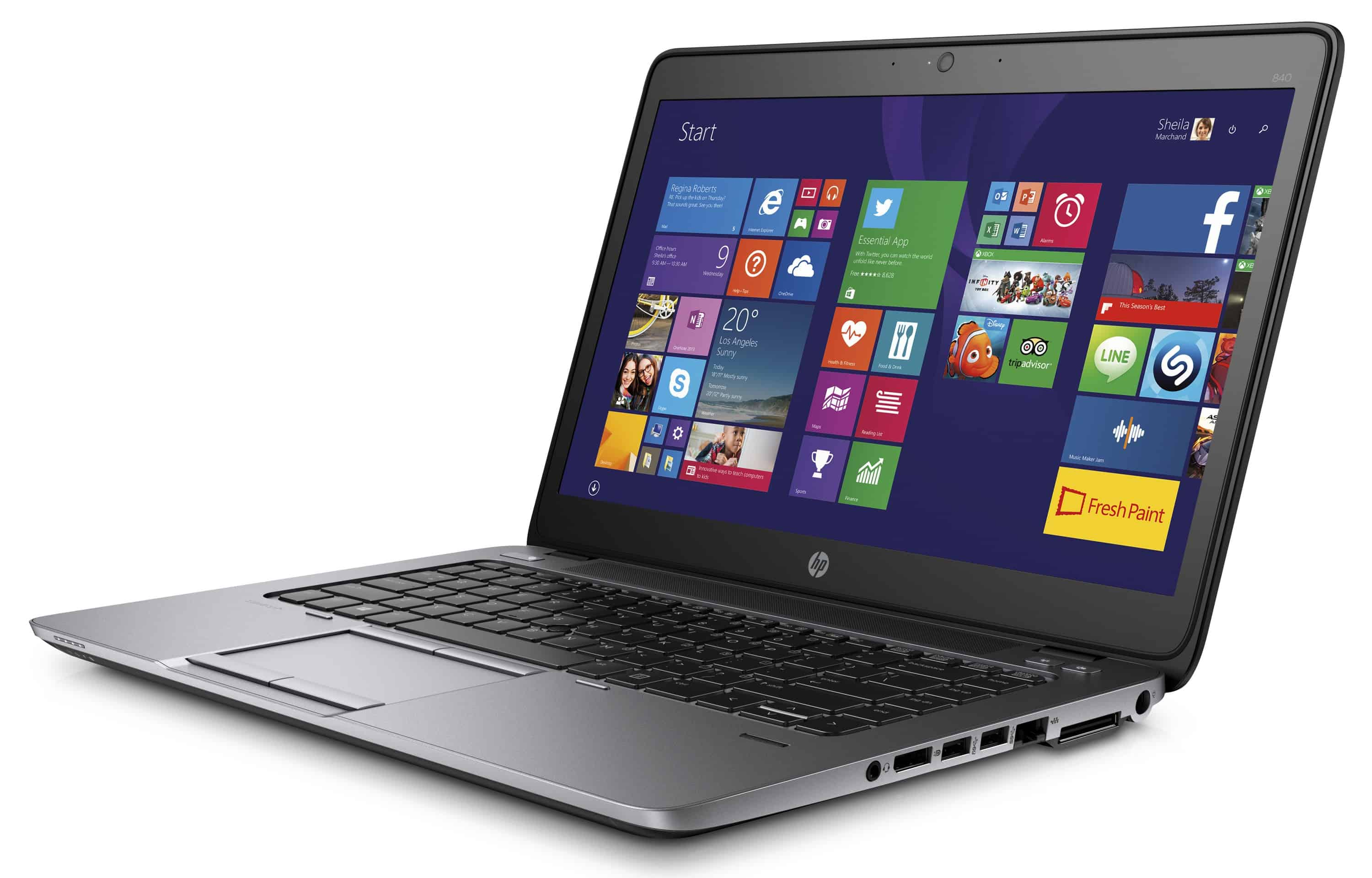 HP 840 G2 14 Inch I5-5200U 4GB/500GB/W10P (Refurbished)