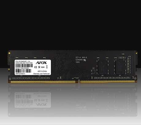 AFOX 4GB DDR4 2400MHz DIMM