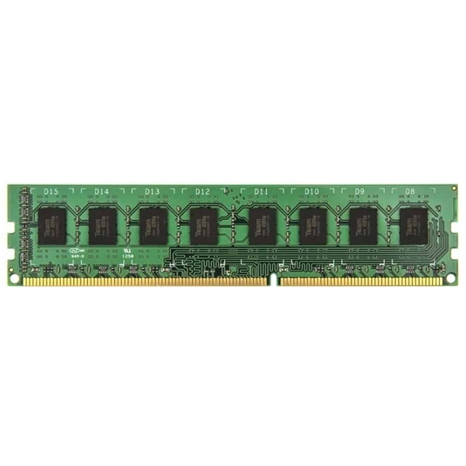 Team Elite 8GB NO Heatsink (1×8) DDR3 1600MHz