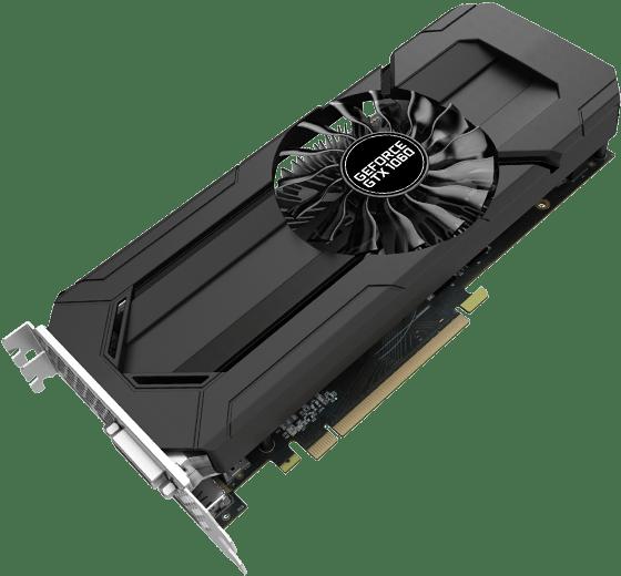 Palit GeForce GTX 1060 6GB GDDR5 Storm X