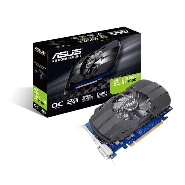 ASUS Phoenix GeForce GT 1030 2GB GDDR5