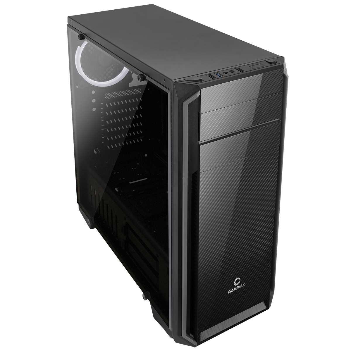Web-Systems Carbon AMD Ryzen 3 Gaming PC