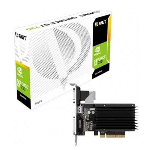 PALIT GeForce GT 730 2GB DDR3 VGA/DVI-I/HDMI