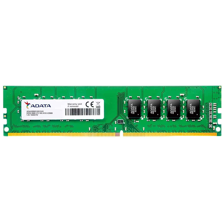 ADATA Premier – 16GB 2666Mhz DDR4