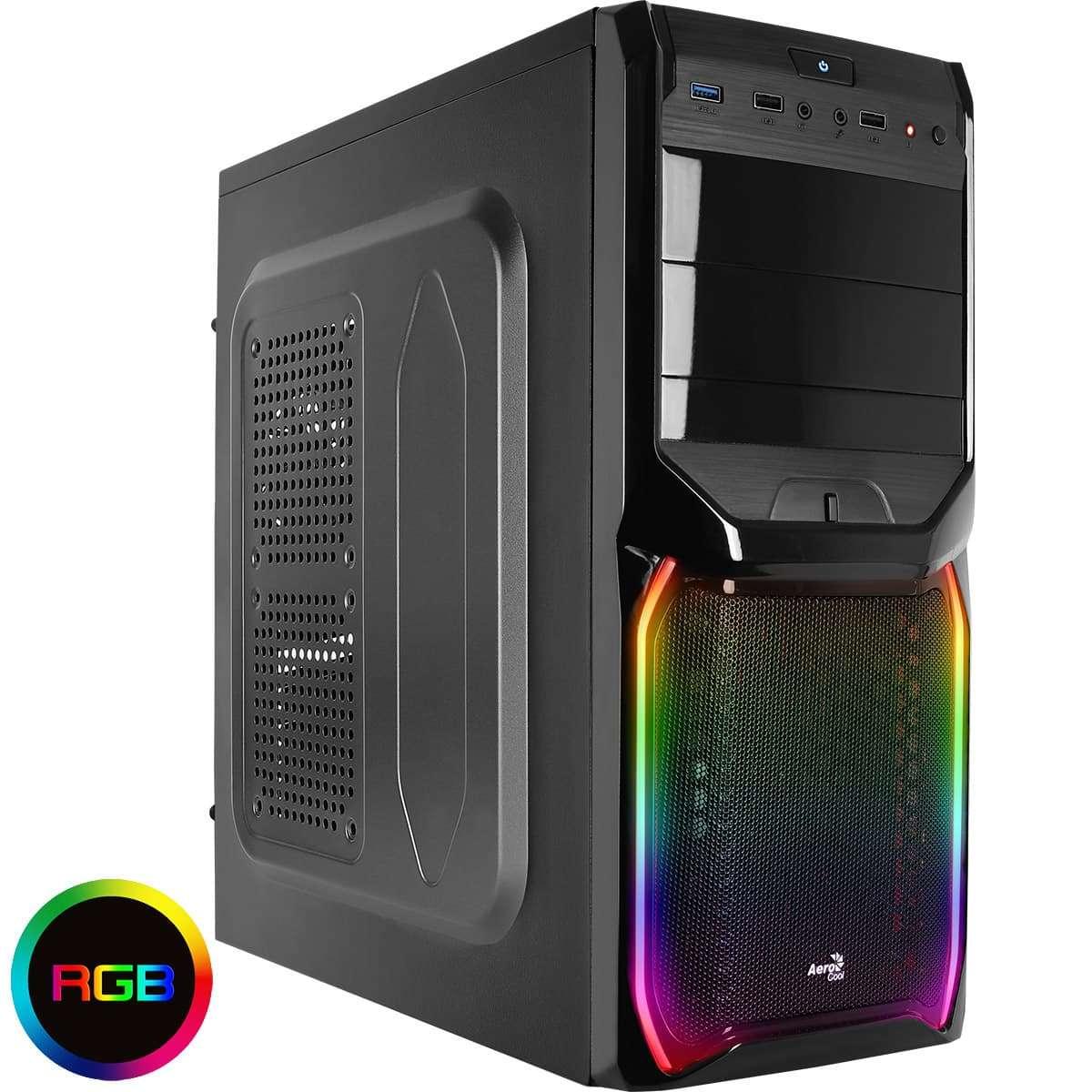 V3X Coffee Lake DDR4 Gaming PC (Free 120GB SSD)