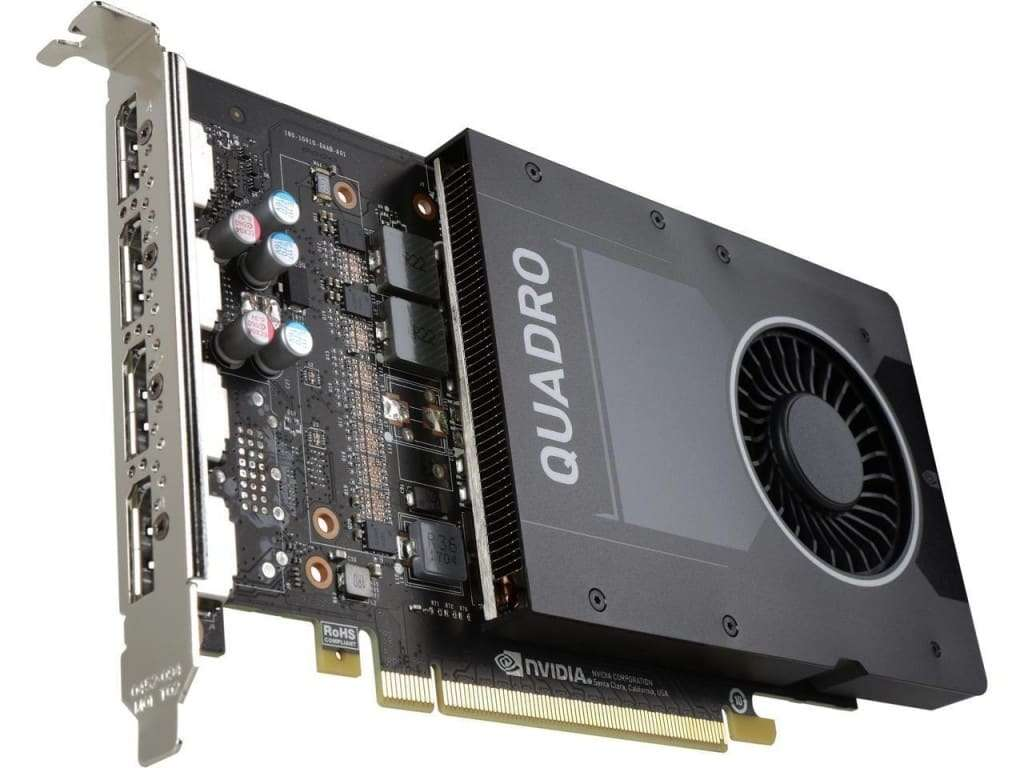 Nvidia – Quadro P2000 (5GB) Graphics Card