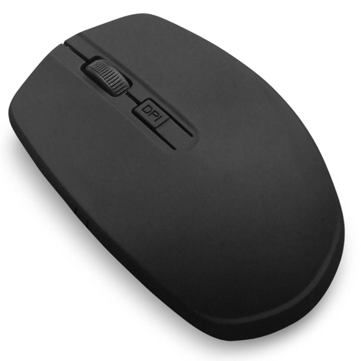Builder – Wireless Mouse Black 4 Button