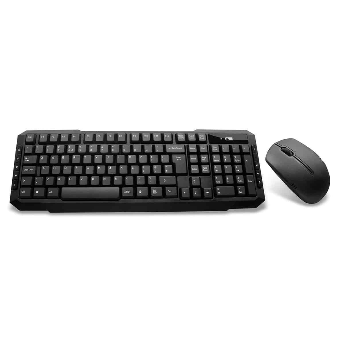 CiT – Ez-Touch Wireless Keyboard and Mouse Combo set black
