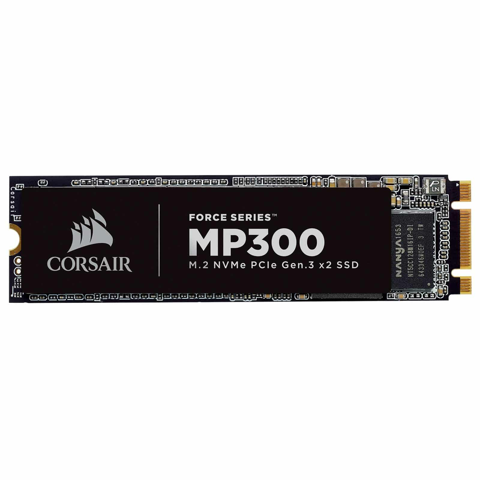 Corsair 480GB M.2 NVMe MP300