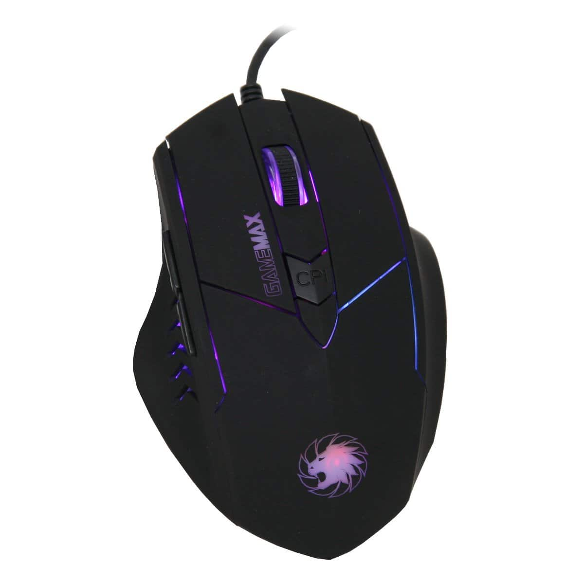 Game Max – Tornado Gaming Mouse 7 colour Led