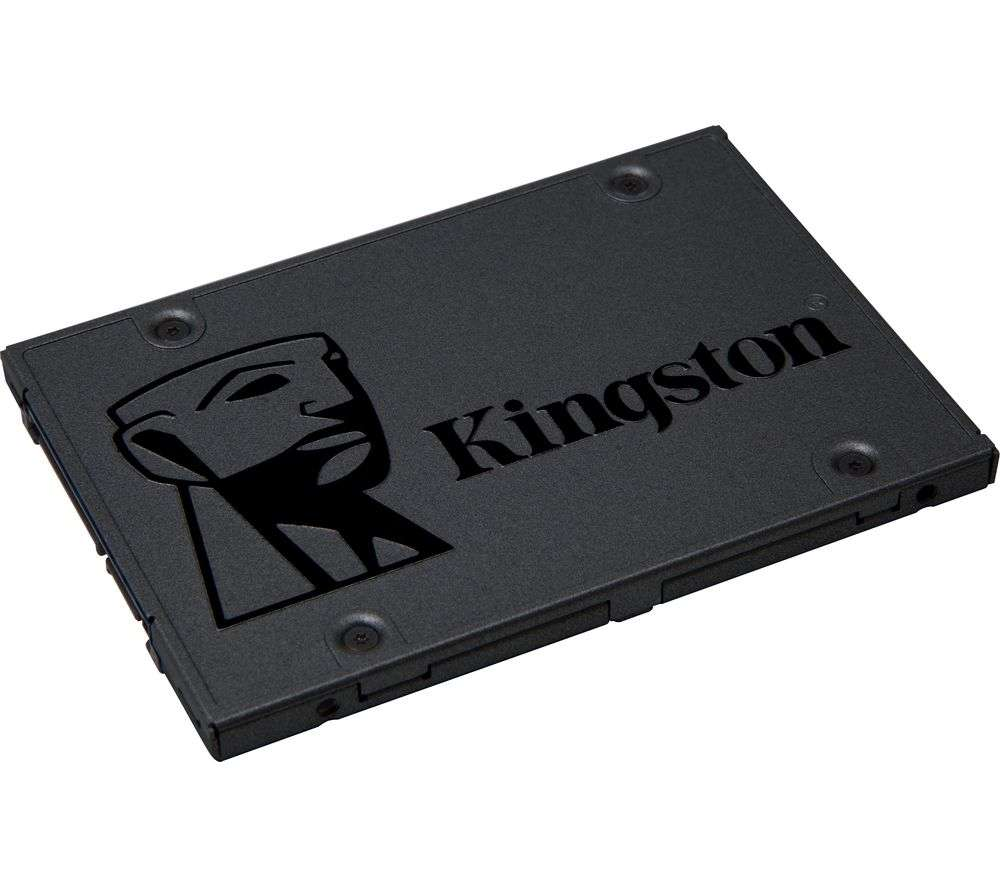 Kingston A400 SSD 2.5″ 120GB/240GB/480GB