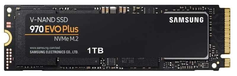 Samsung 970 Evo Plus M.2 NVMe SSD 1TB
