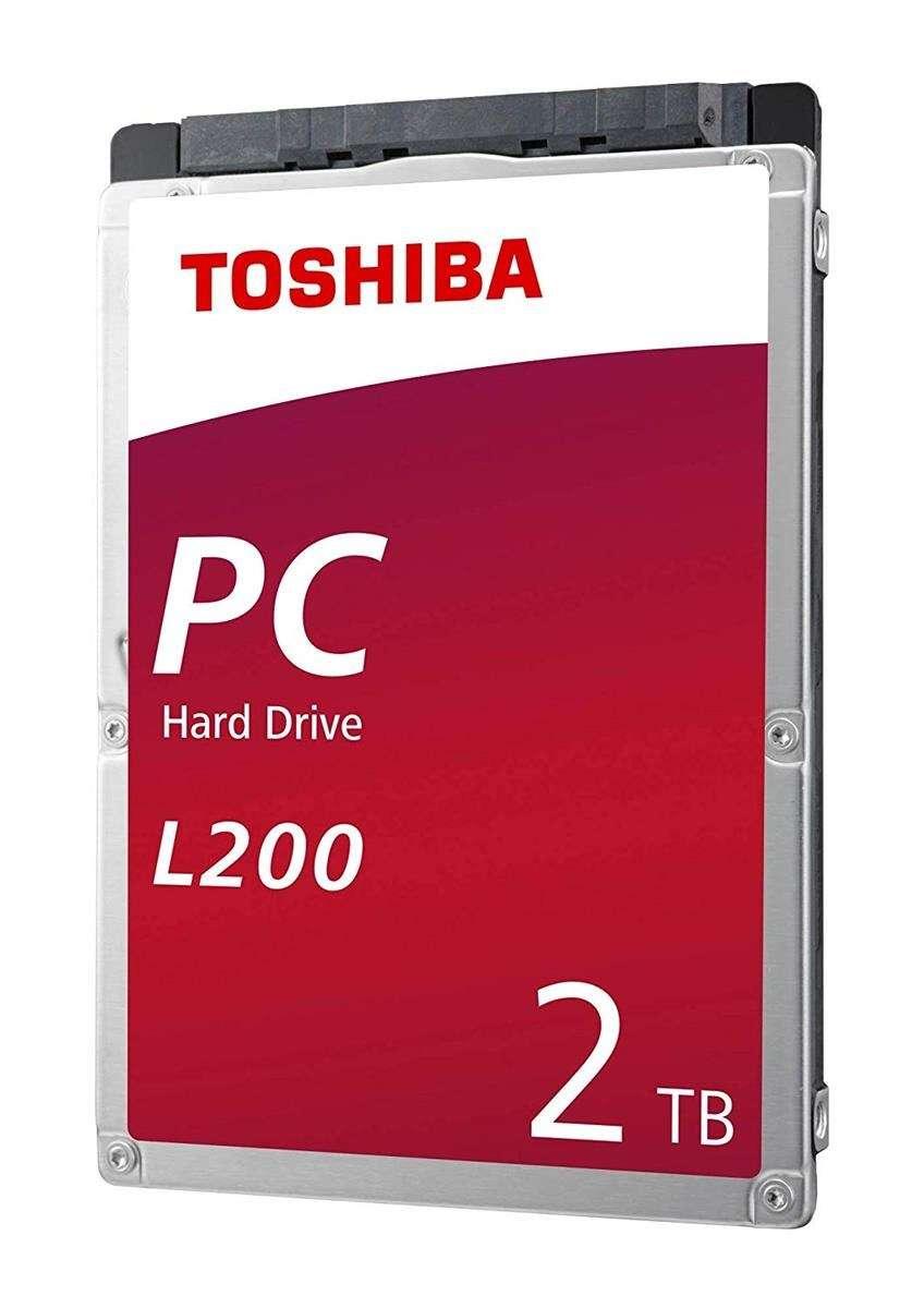 Toshiba L200 2.5″ Hard Drive 2TB