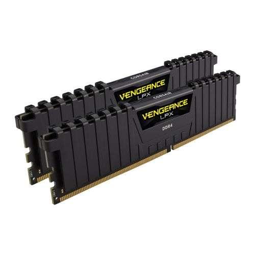Corsair Vengeance LPX DDR4, 3000MHz, 16GB (2 x 8GB)