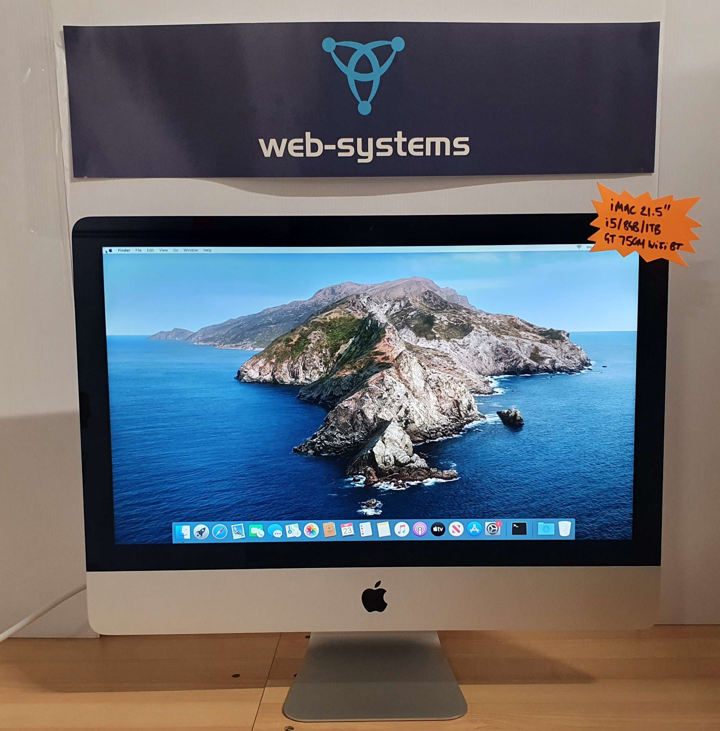 iMac 21.5-inch, (Late 2013) Refurb