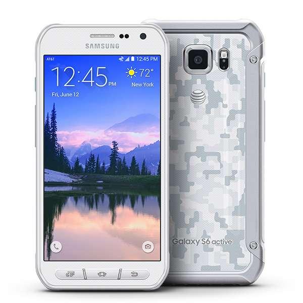 Samsung Galaxy S6 Active – White 32GB *Grade A*