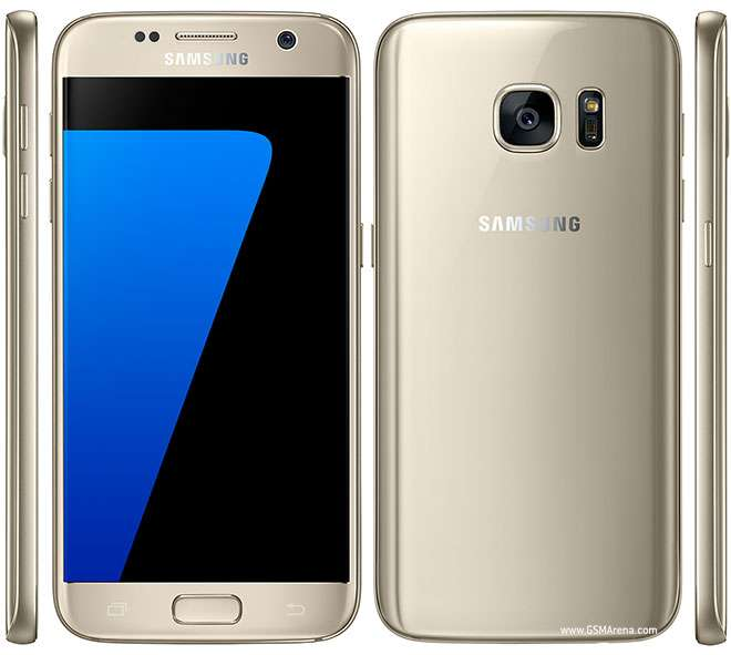 Samsung Galaxy S7 – Gold 32GB *Grade A*