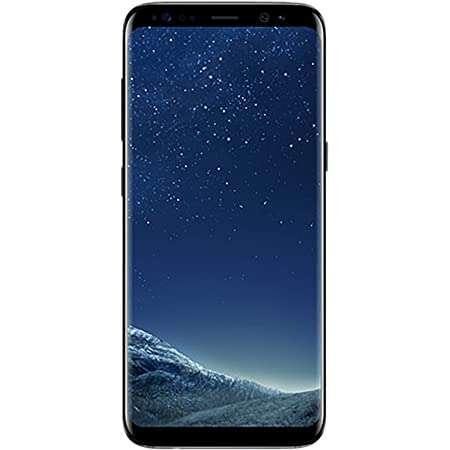 Samsung Galaxy S8 – Midnight Black 64GB *Grade C*