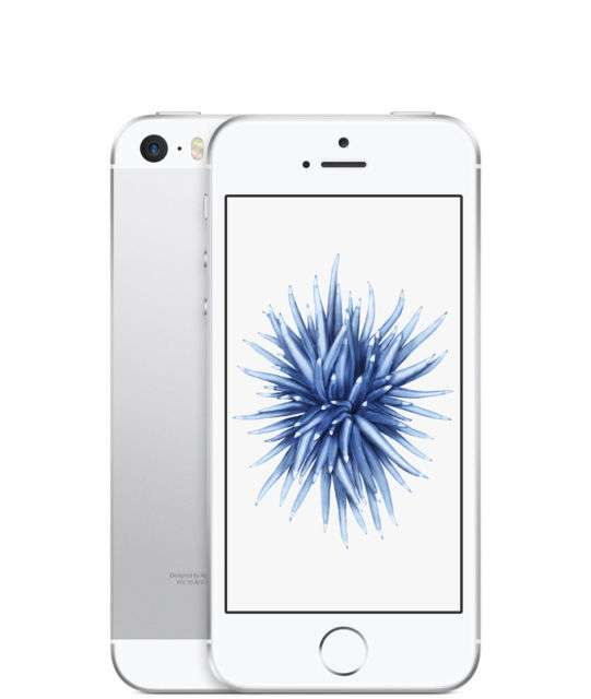 iPhone SE 64GB – Silver *Grade A*