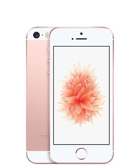 iPhone SE 16GB – Rose Gold *Grade C*