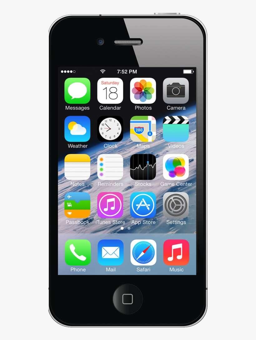 iPhone 4S – Black 8GB *Grade A*