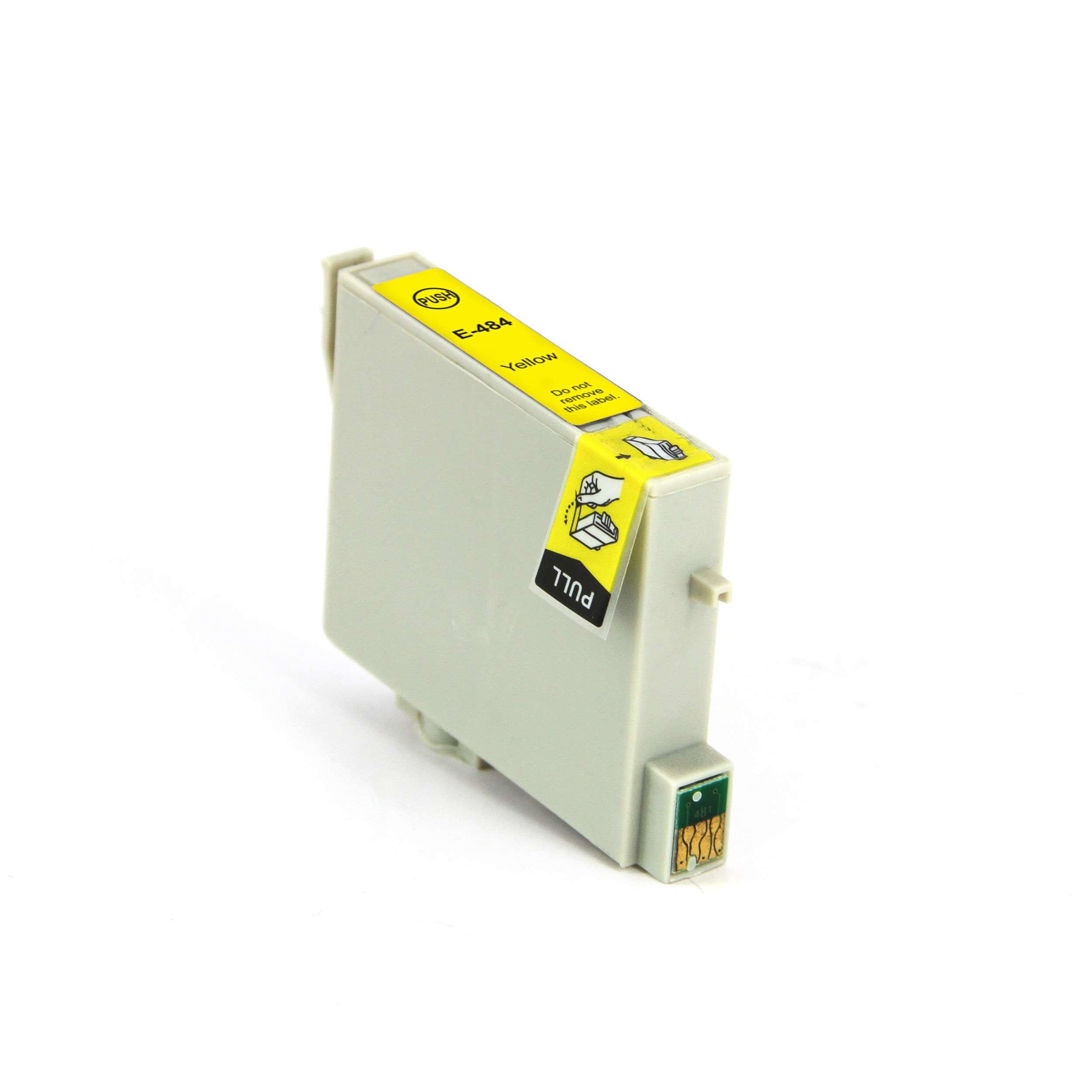 Epson T0484 Yellow Ink Cartridge