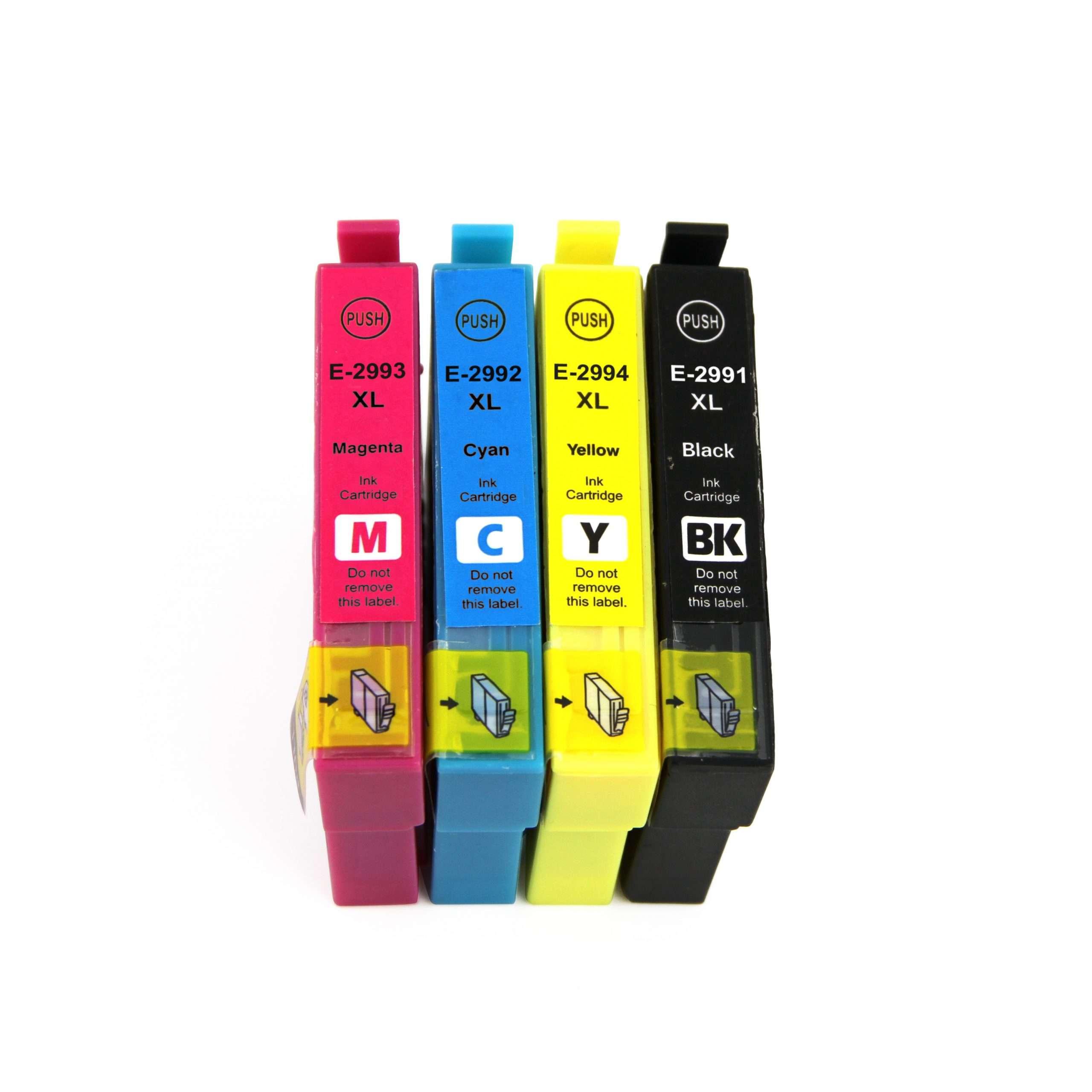 Epson 2996 Multipack Ink Cartridges (2991-2994)