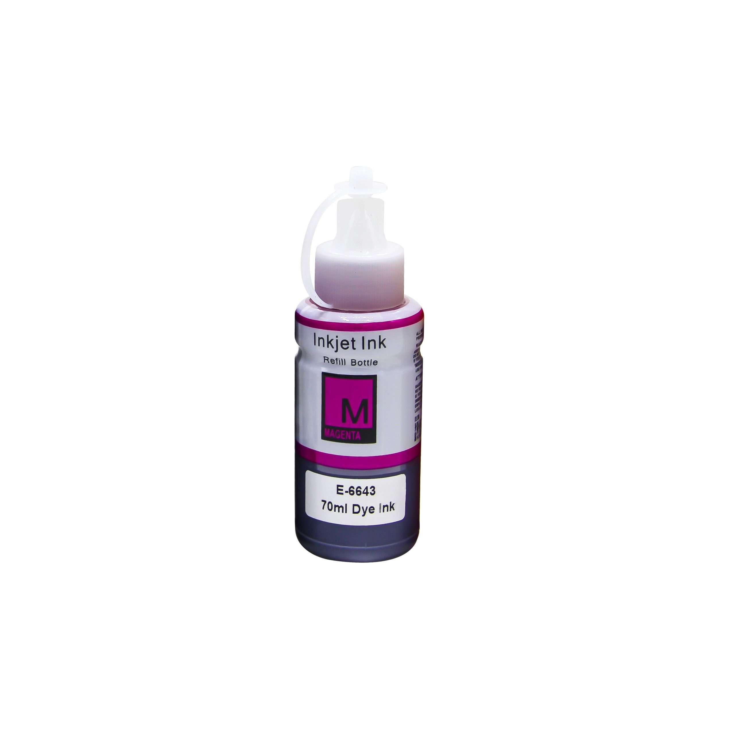 Epson E-6643 Magenta Premium Refill Ink 70ml