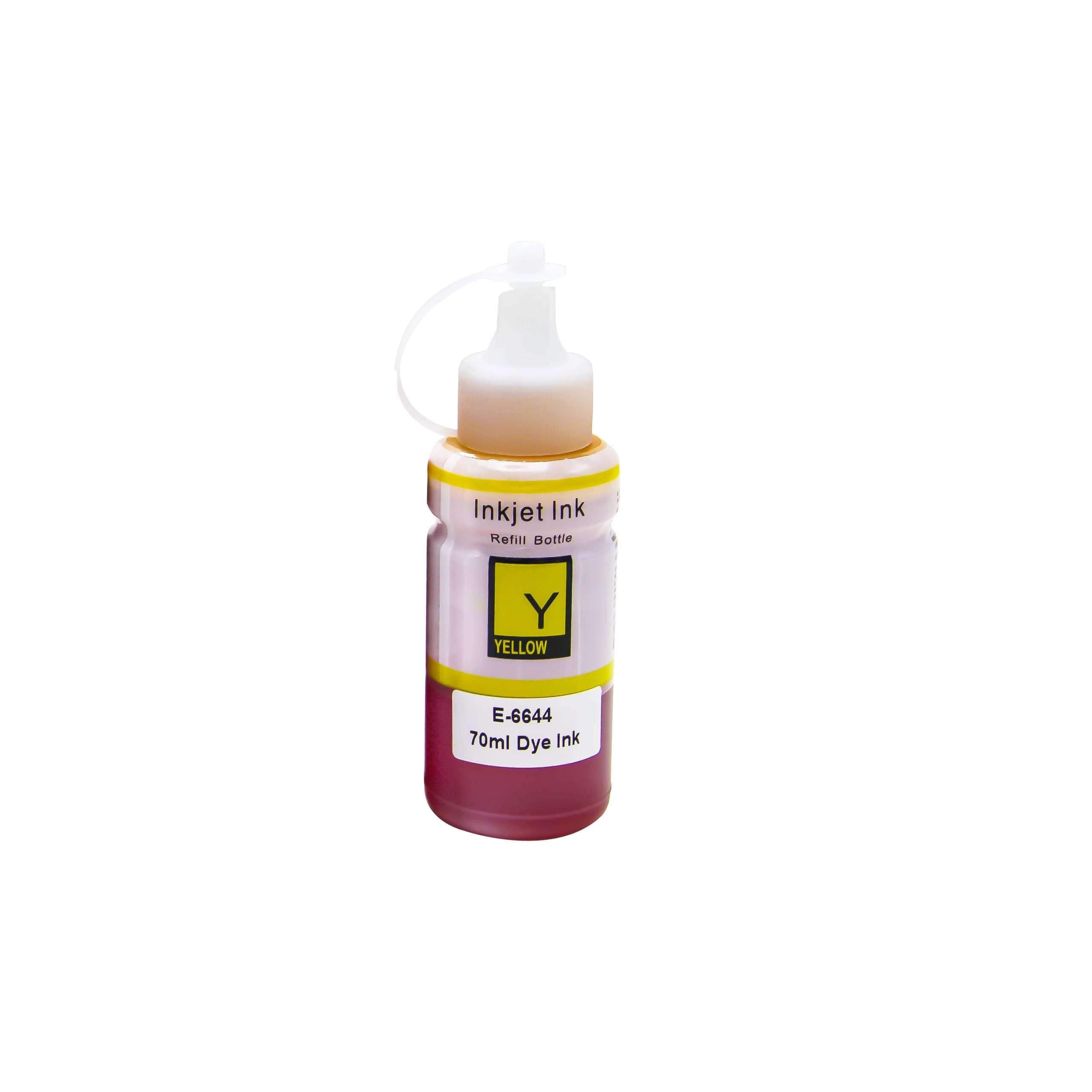 Epson E-6644 Yellow Premium Refill Ink 70ml