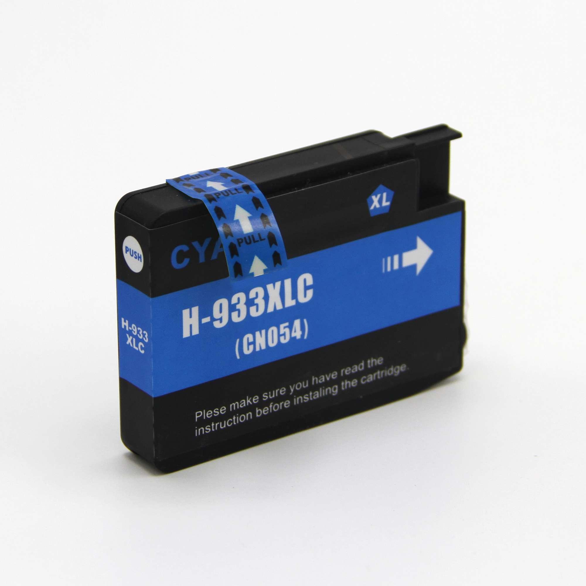 HP H-933XLC Cyan Ink Cartridge