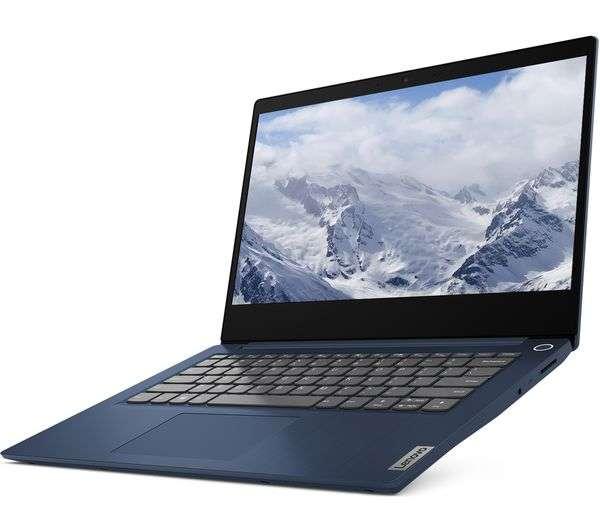Lenovo Ideapad 3i 14″ Blue I3-1005G1, 4GB RAM, 128GB SSD – Refurb (A Grade)