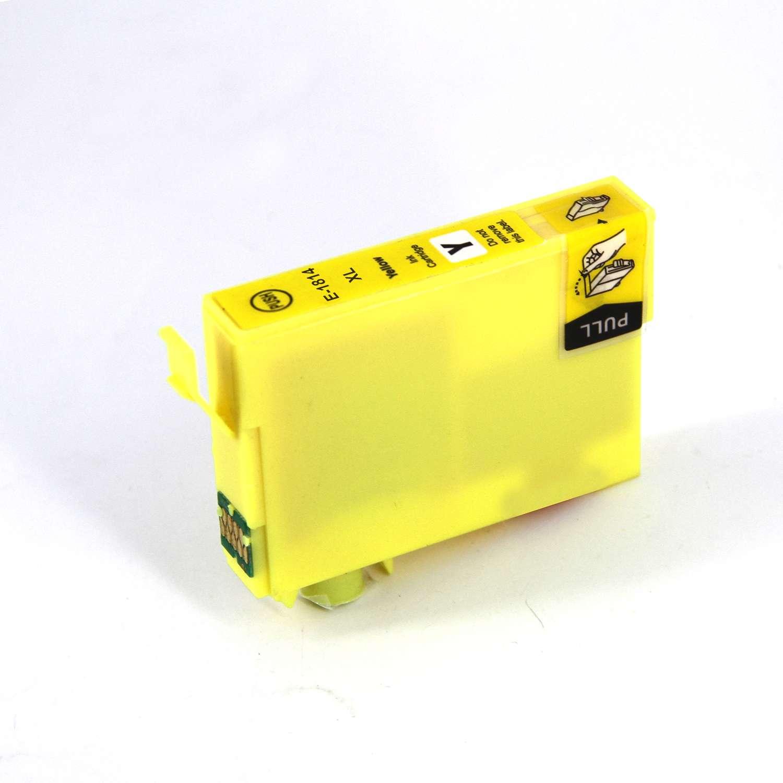Epson T1804/T1814 Yellow Ink Cartridge
