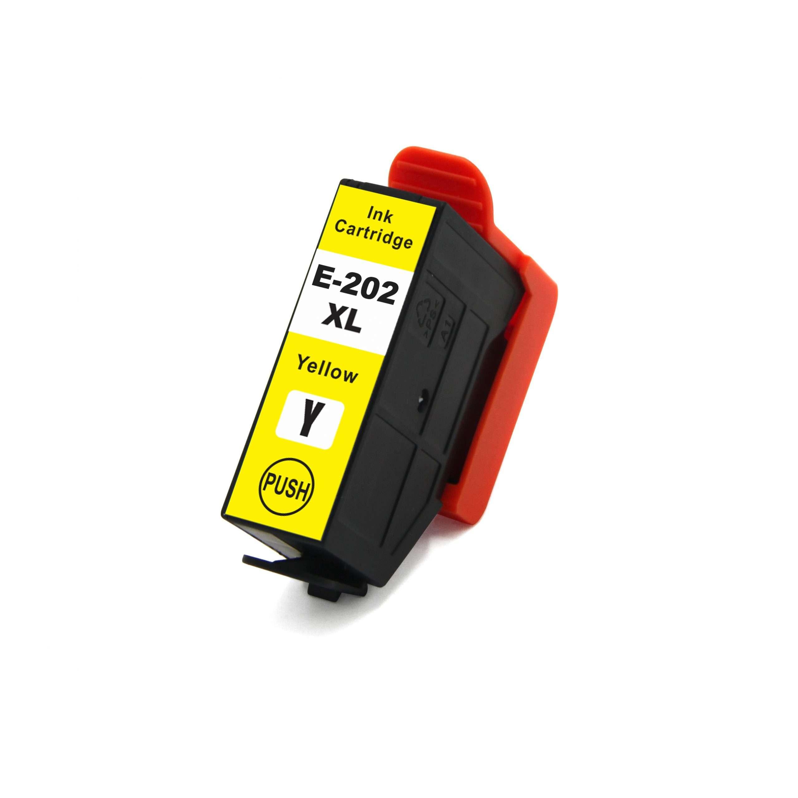 Epson T202XLY Yellow Ink Cartridge