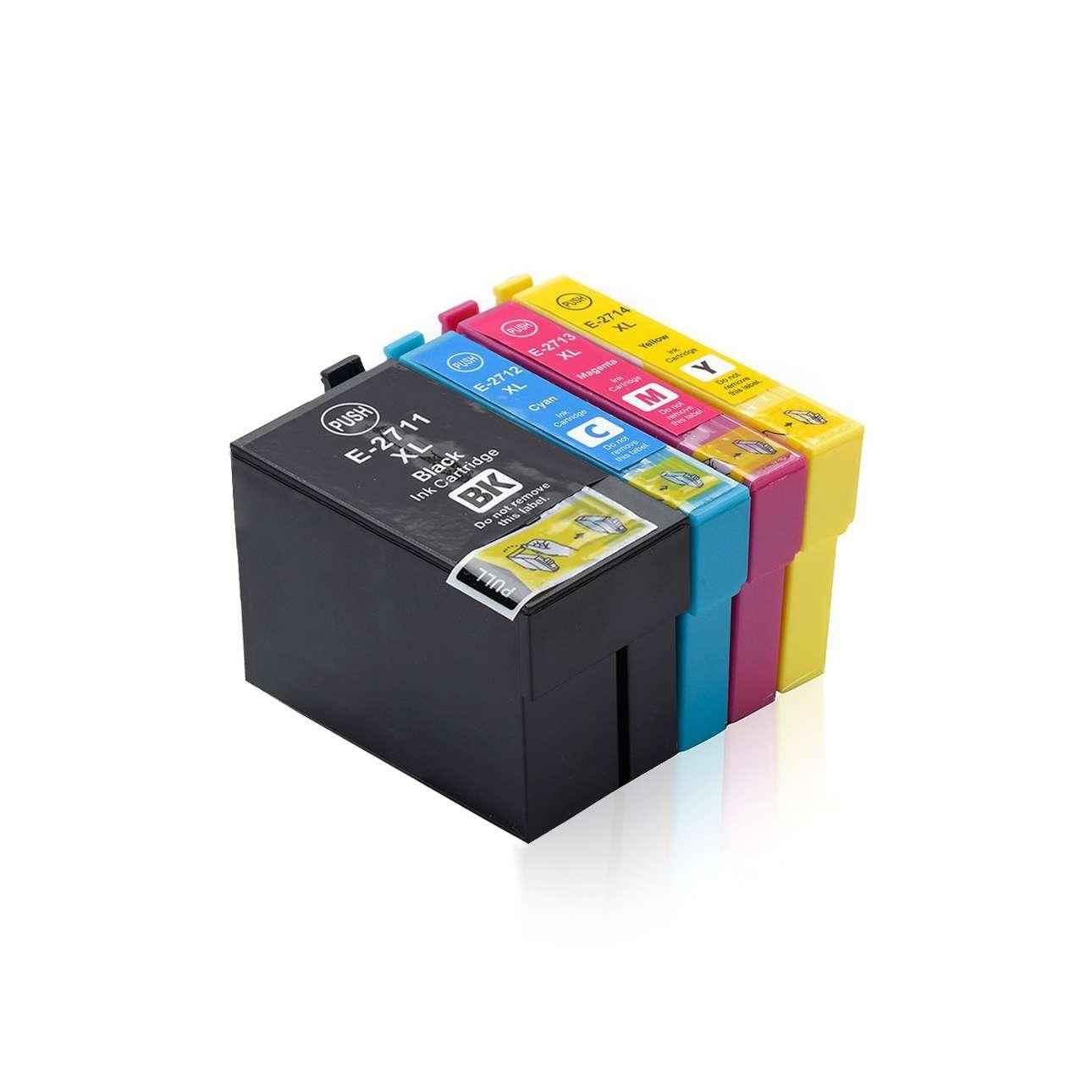 Epson Multipack Ink Cartridges (T2711/2712/2713/2714)