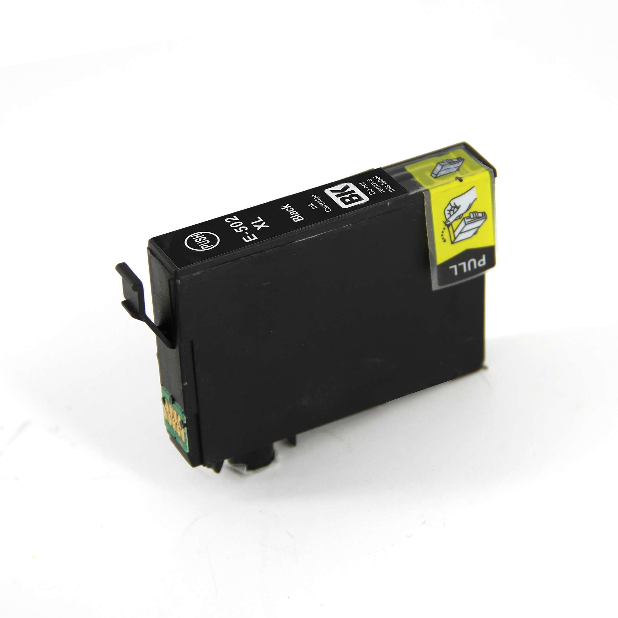 Epson T502XLBK Black Ink Cartridge