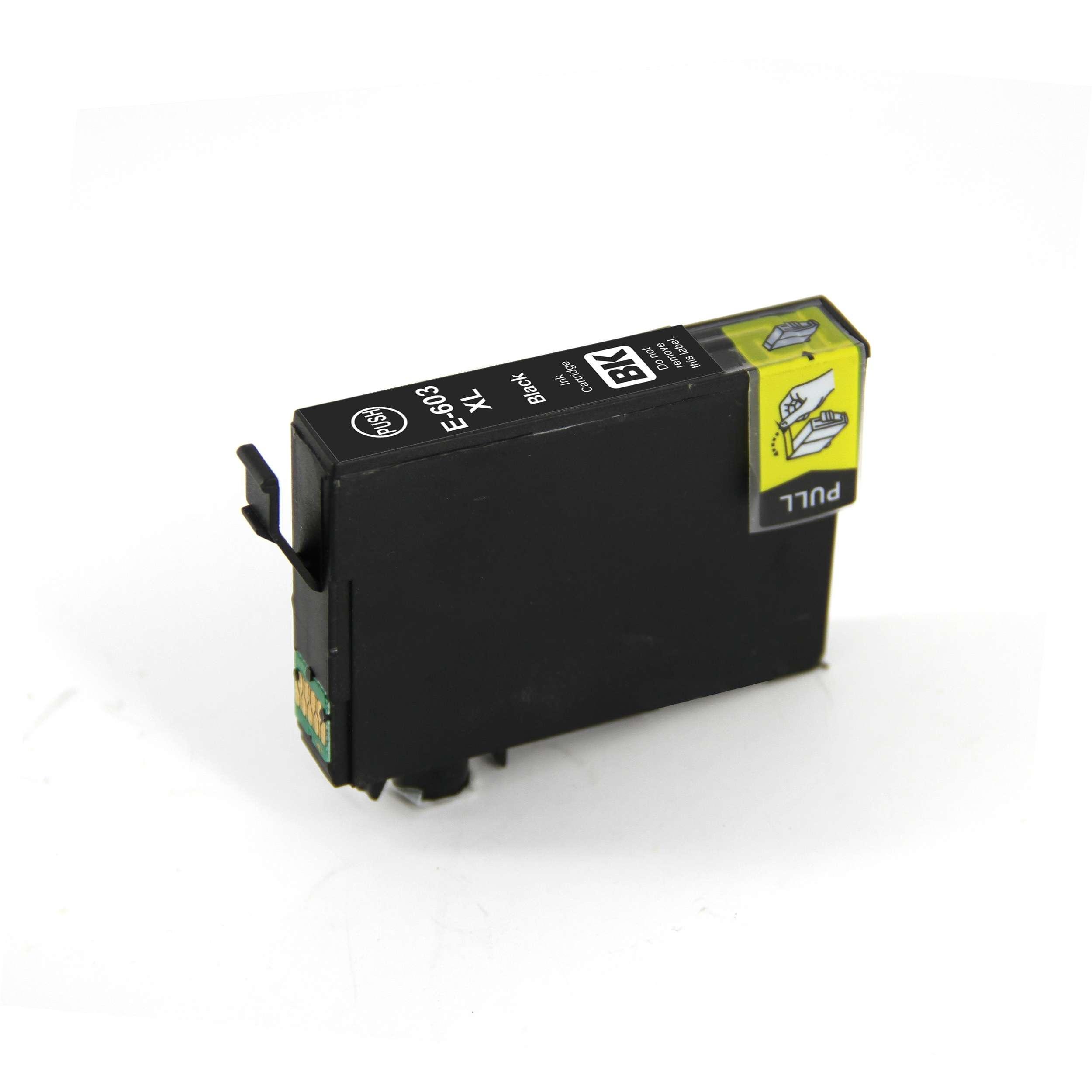 Epson T603XLBK Black Ink Cartridge