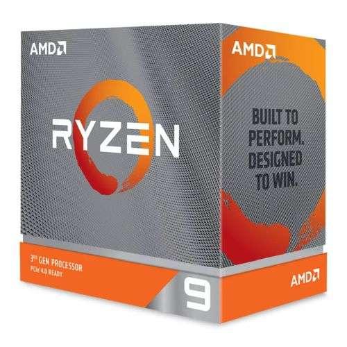 AMD Ryzen 9 3950X CPU, 16-Core, AM4, 3.5GHz (4.7 Turbo), 105W, 7nm, 3rd Gen, No Graphics, Matisse, NO HEATSINK/FAN