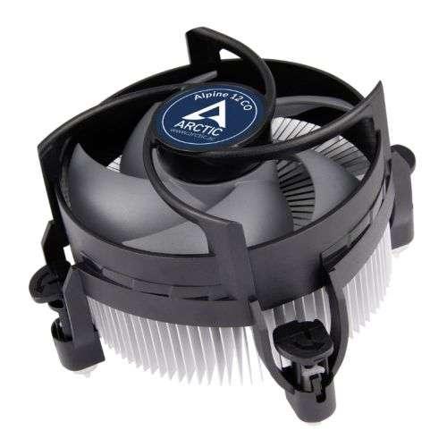 Arctic Alpine 12 Compact Heatsink & Fan (Intel Sockets: 115x & 1200)