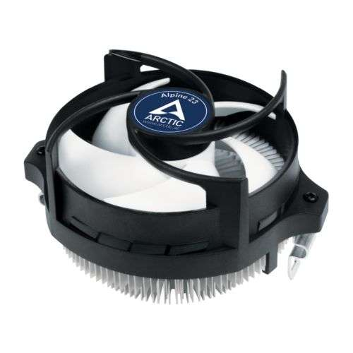 Arctic Alpine 23 Compact Heatsink & Fan (AMD Sockets: AM4, AM3(+), AM2(+), FM2(+), FM1)