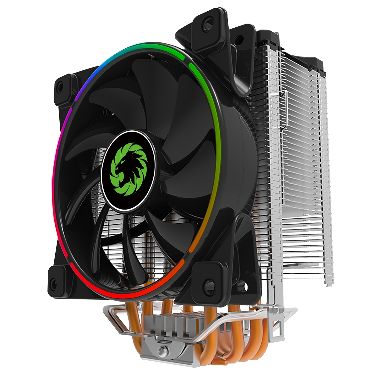 Gamma 500 Rainbow ARGB CPU Cooler Aura Sync